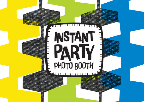 Instant Party Photo Booth logo