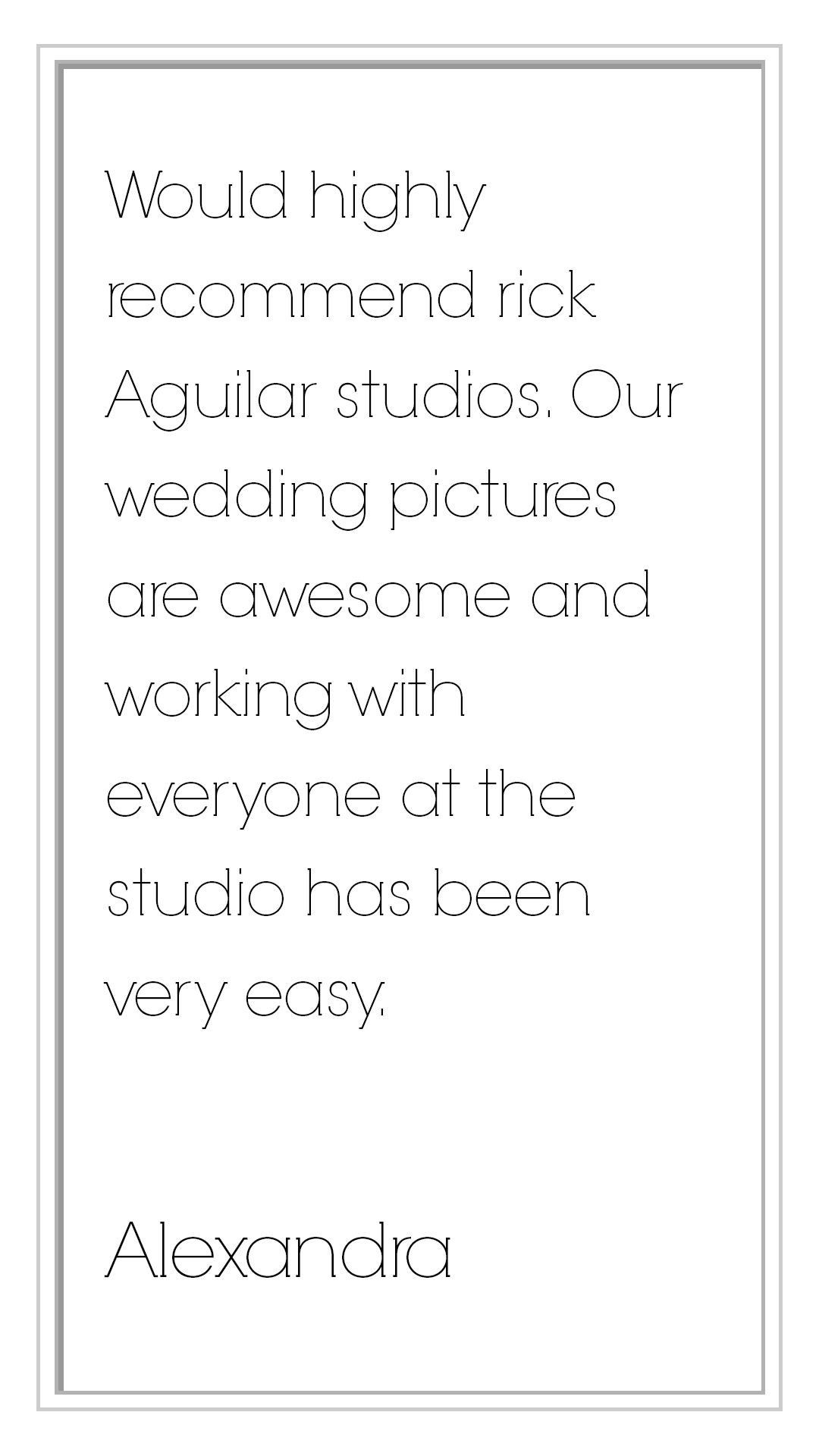 Best Chicago Photographer Review
