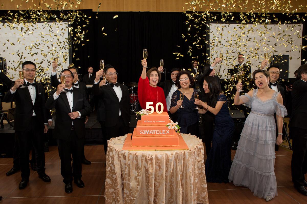 Corporate Anniversary at the Peninsula Hotel