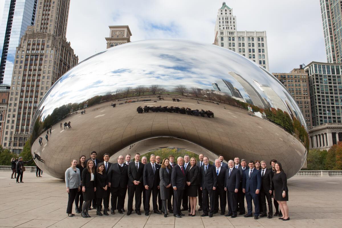 Chicago Law Firm in Millennium Park