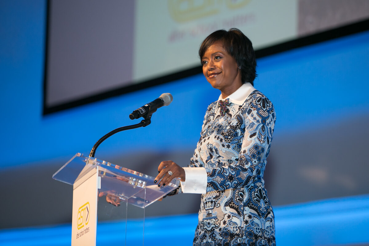 Mellody Hobson at After School Matters