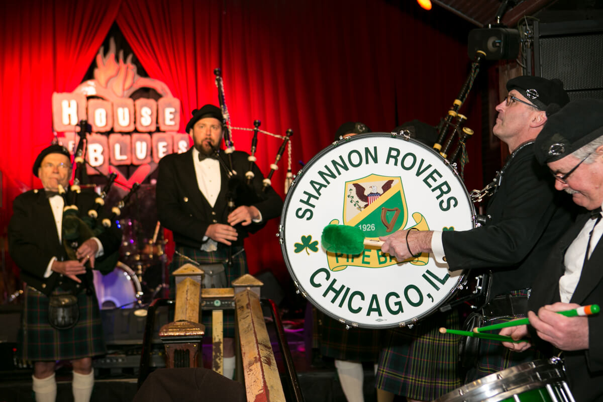 Shannon Rovers perform at the House of Blues