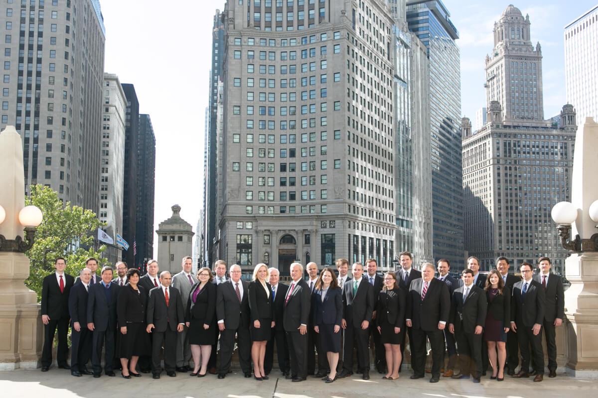 Chicago Law Firm Portrait