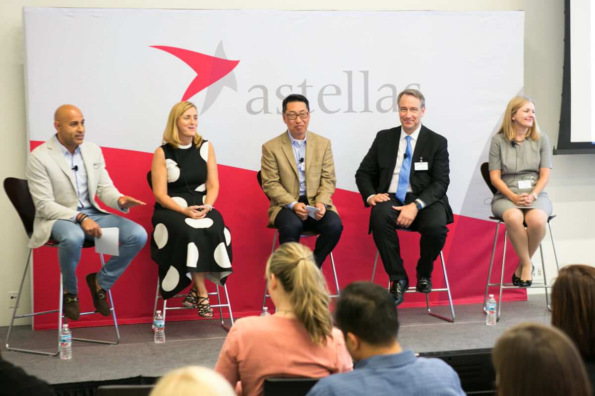 Corporate Panel Discussion
