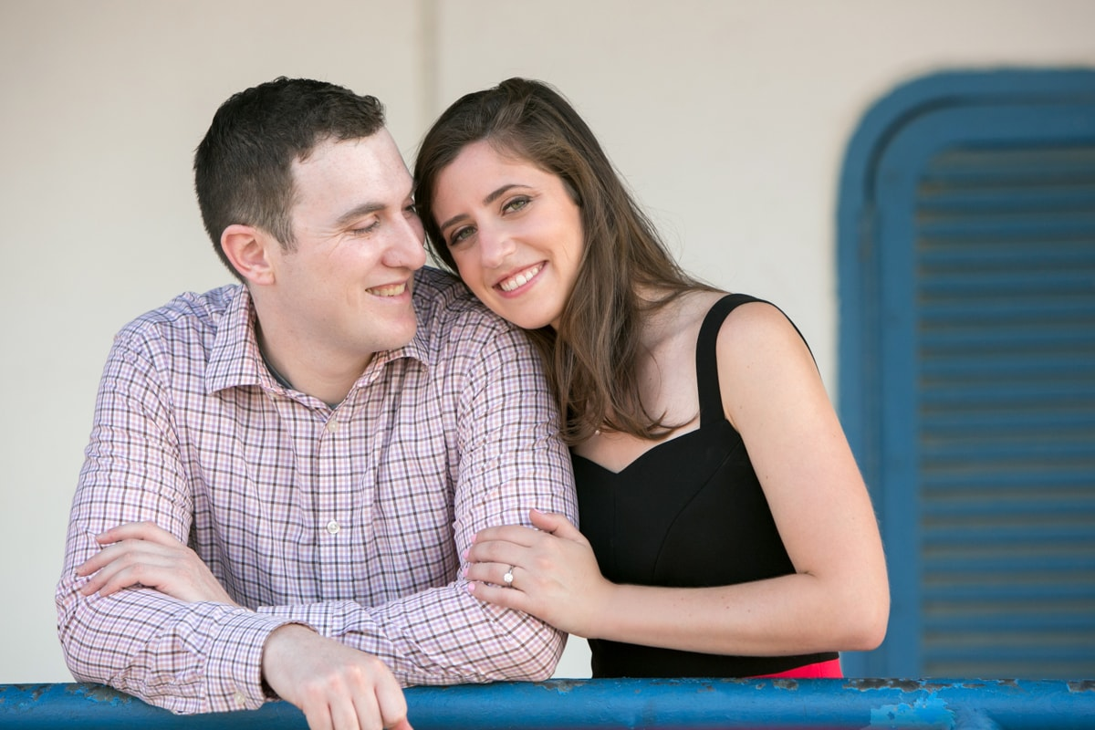 Engagement Session at North Avenue Boathouse