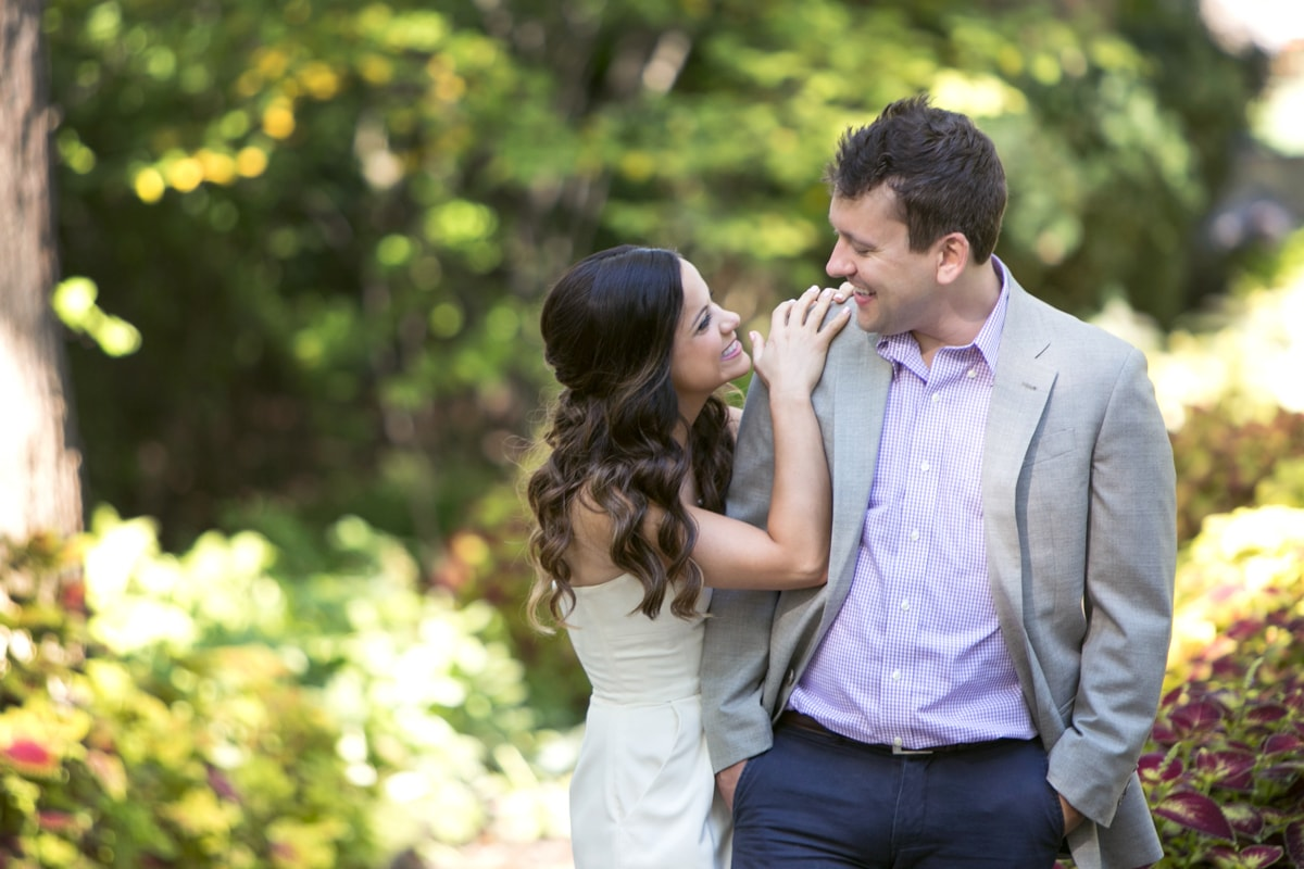 Candid Engagement Session