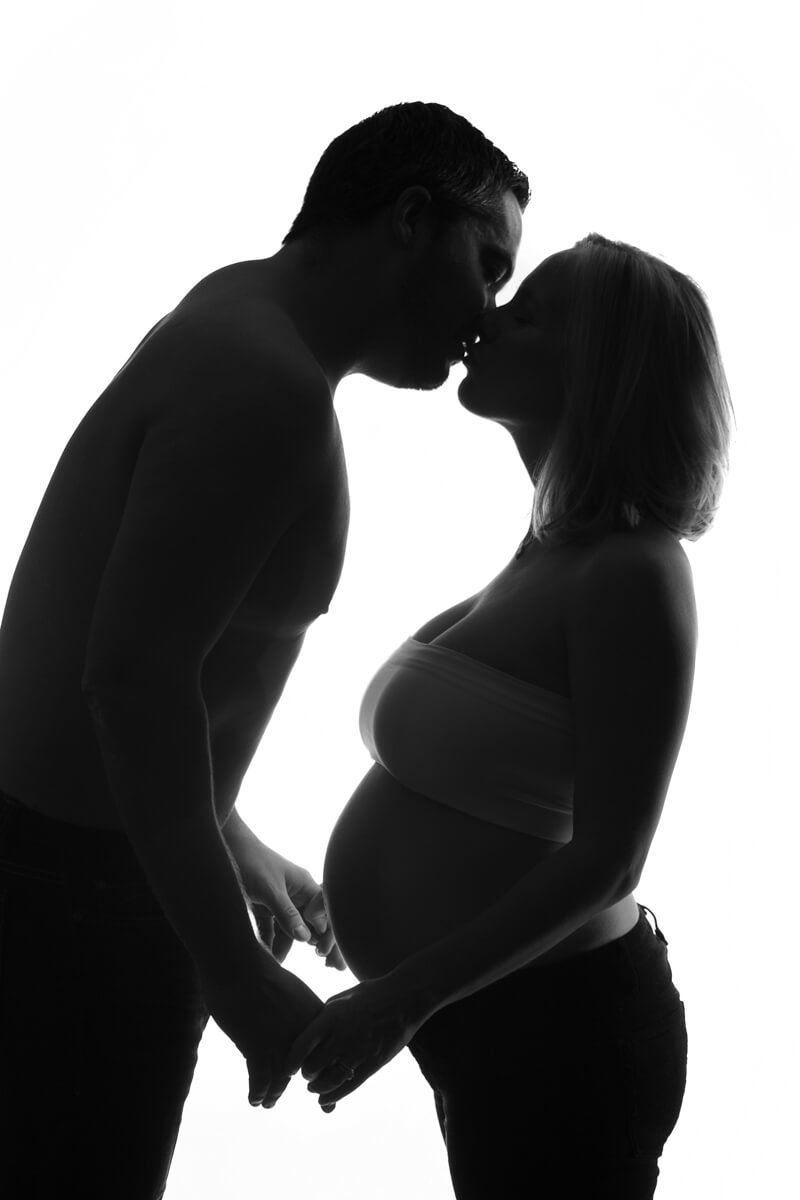 Pregnancy silhouette