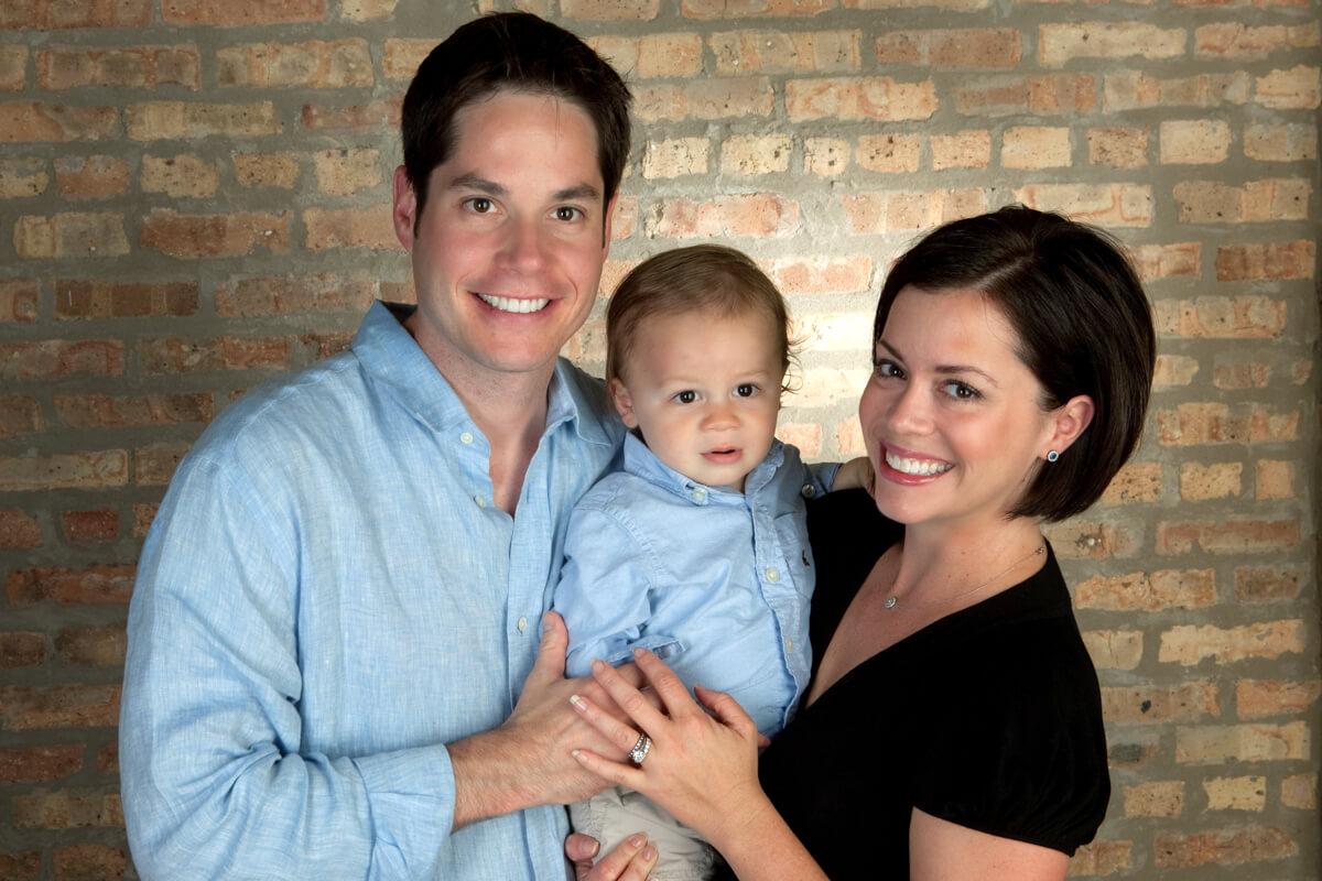 Professional Family Portrait