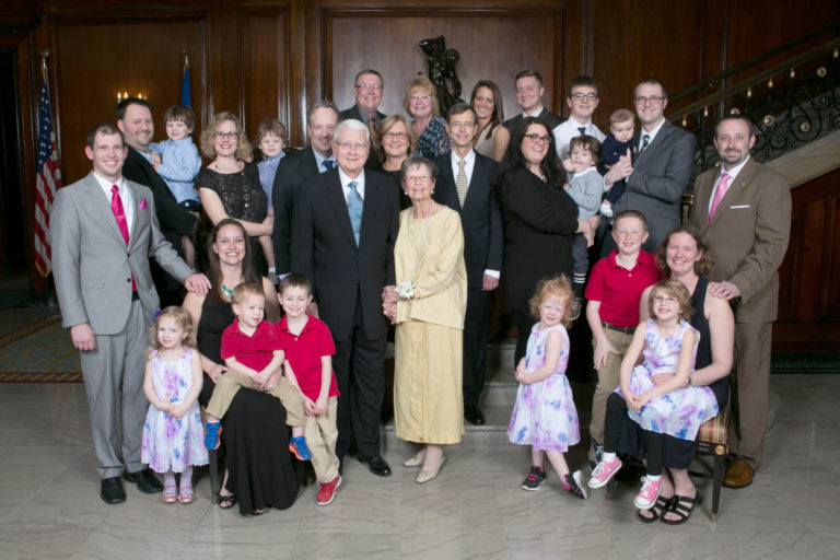 Family Portrait at Union League Club