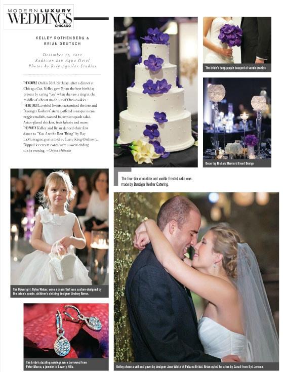 Real wedding at Radisson Blu Aqua Hotel