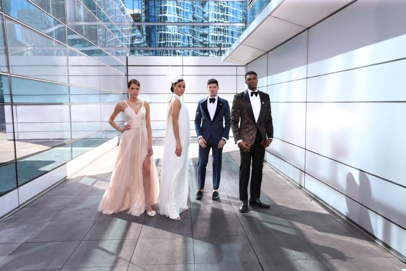 Chicago bridal fashions