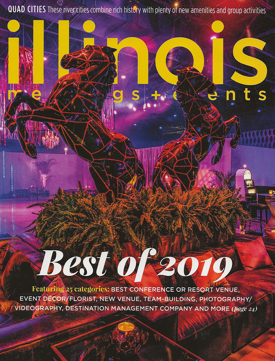 Illinois meeting and events magazine