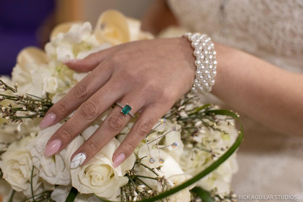 Small Wedding Bridal Bouquet