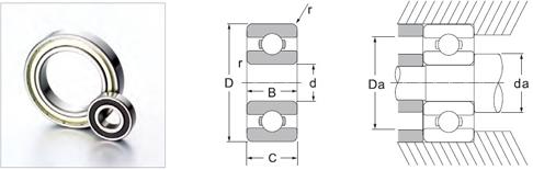 69 series bearings
