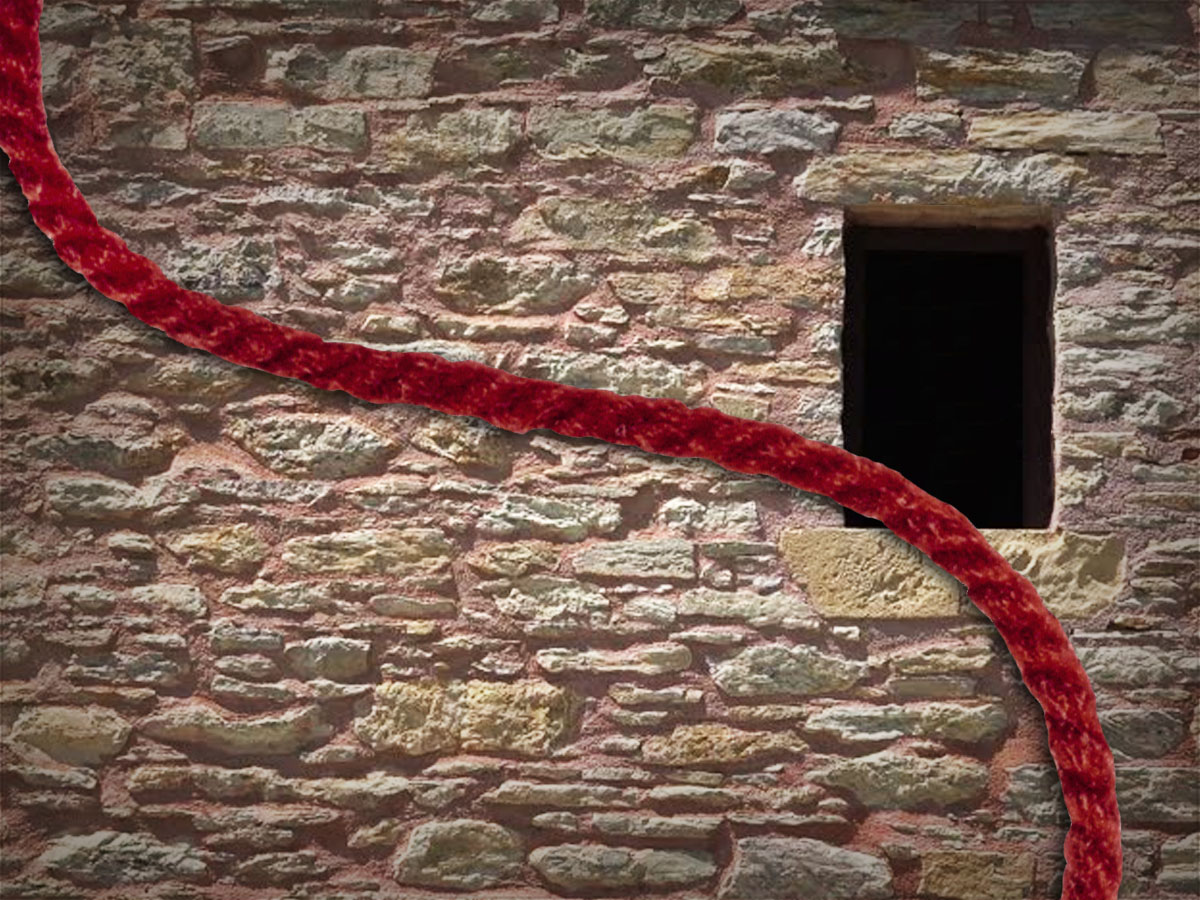 Rahab: The Scarlet Cord