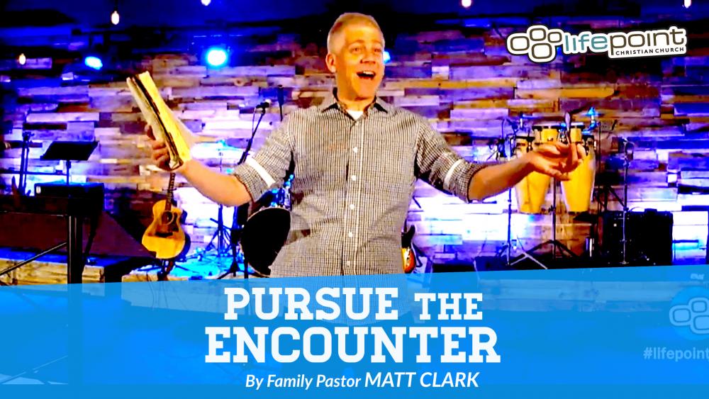 Pursue The Encounter Image