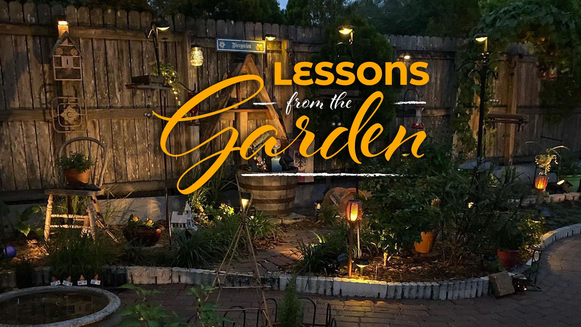 The Journey in the Garden (Jesus Believes in You)