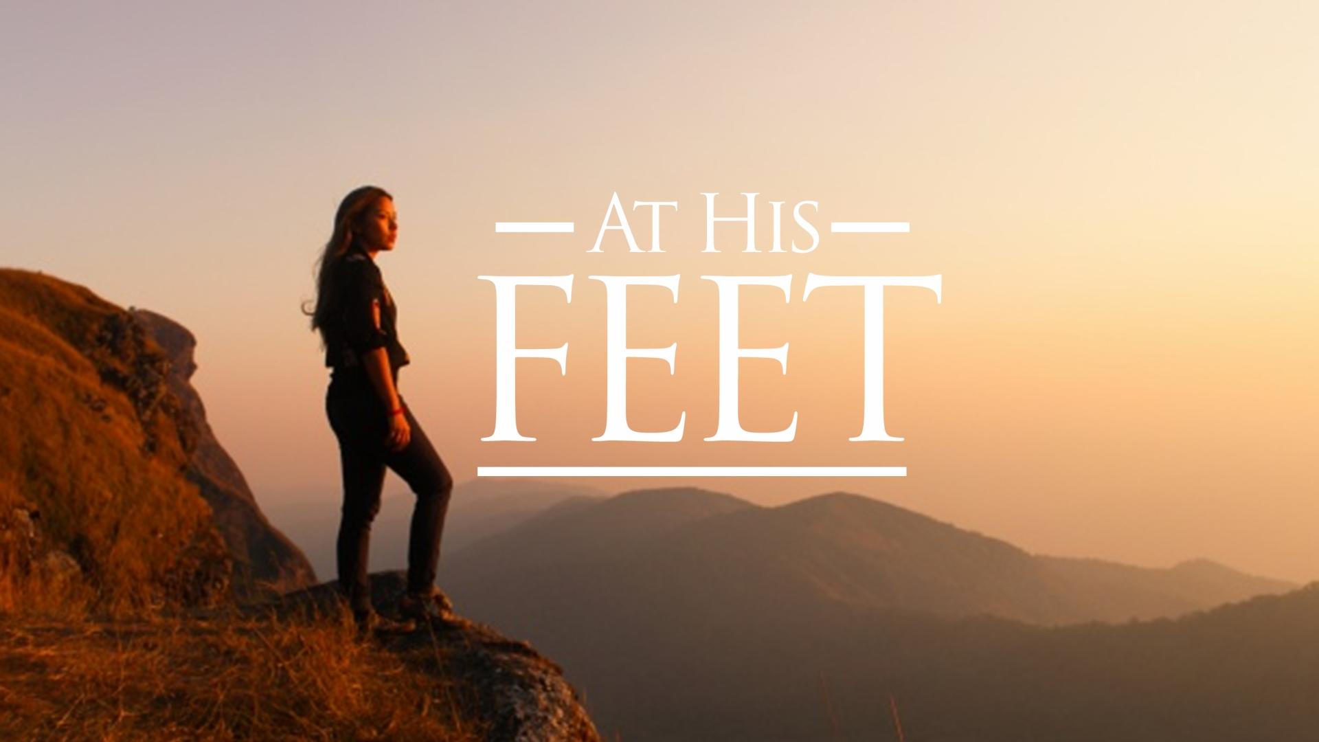 Speak Faith To Your Mountain