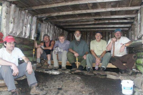 Crag Camp rehab 2013
