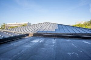 What Are Commercial Flat Roofs? JMF Commercial Construction Blogs