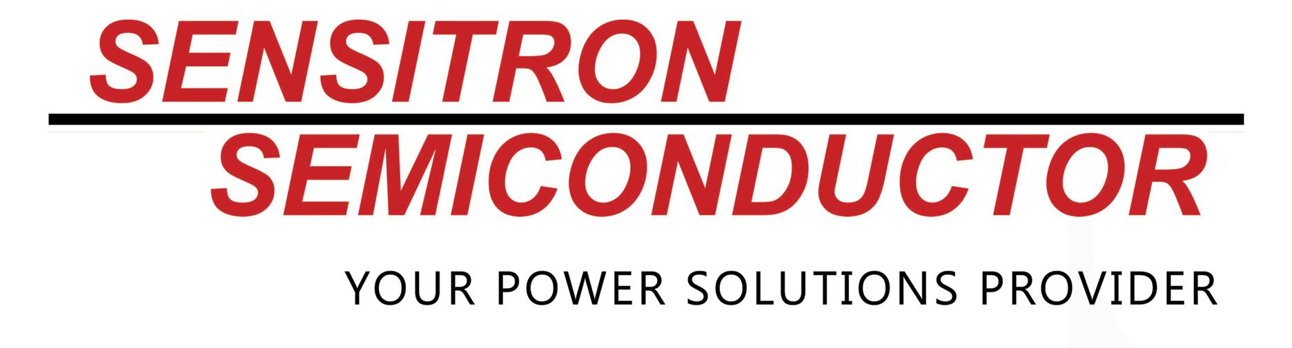 Sensitron logo