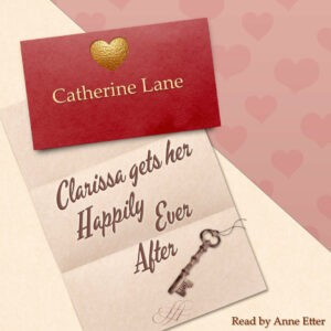 lesbian romance audiobook Clarissa Gets Her Happily Ever After