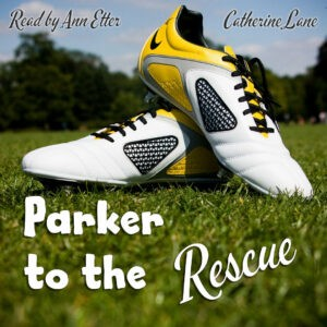 lesbian romance audiobook Parker to The Rescue