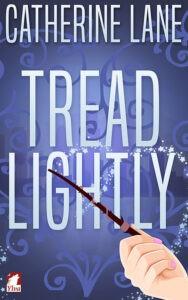 lesbian romance novella Tread Lightly