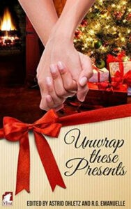 lesbian romance anthology Unwrap These Presents