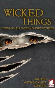 lesbian romance anthology Wicked Things