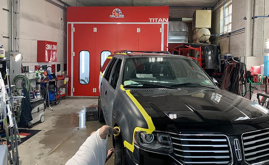 Italy A & F Auto Repair, Inc