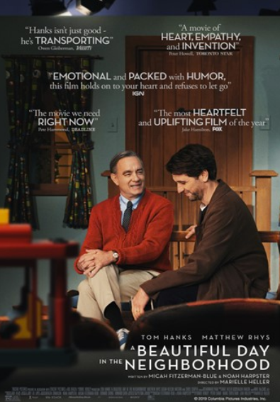 A Beautiful Day in the Neighborhood movie poster