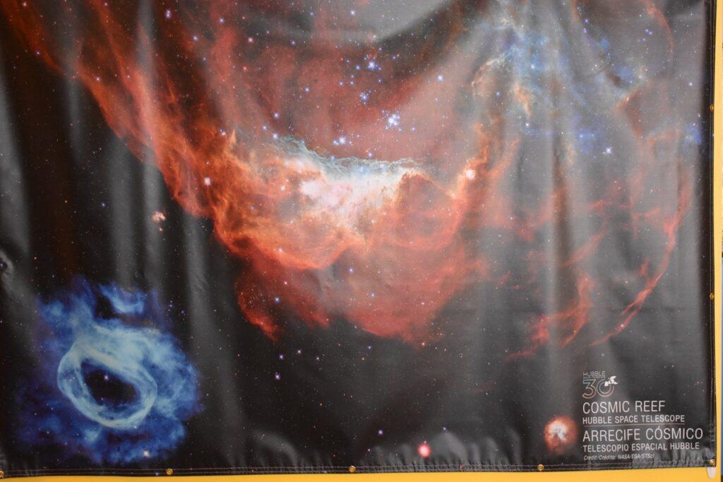 Hubble 30th anniversary banner