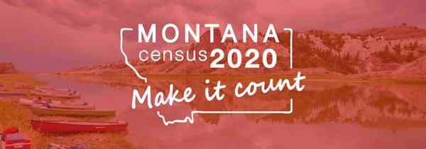 Montana 2020 census