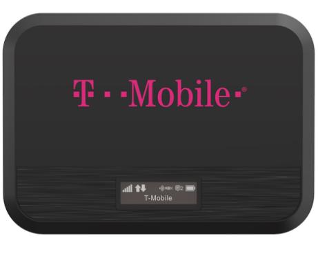 T-Mobile hot spot