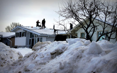 Is New Roof Installation Possible in the Middle of the Winter Season?