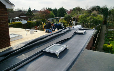 EPDM Rubber Membranes – The Perfect Roofing Solution That Provides a Plethora of Benefits