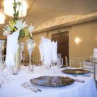 Banquet Hall with table setups 1 angle 4