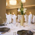 Spice Affair Banquet Hall Table