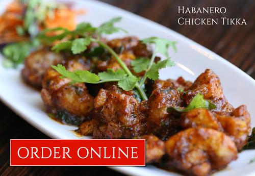 Habanero Chicken Tikka