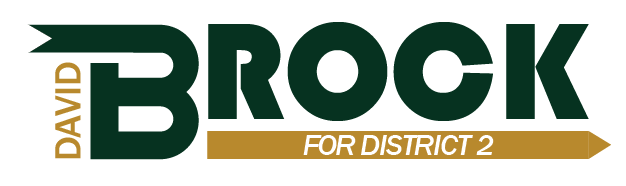 Brock for District 2