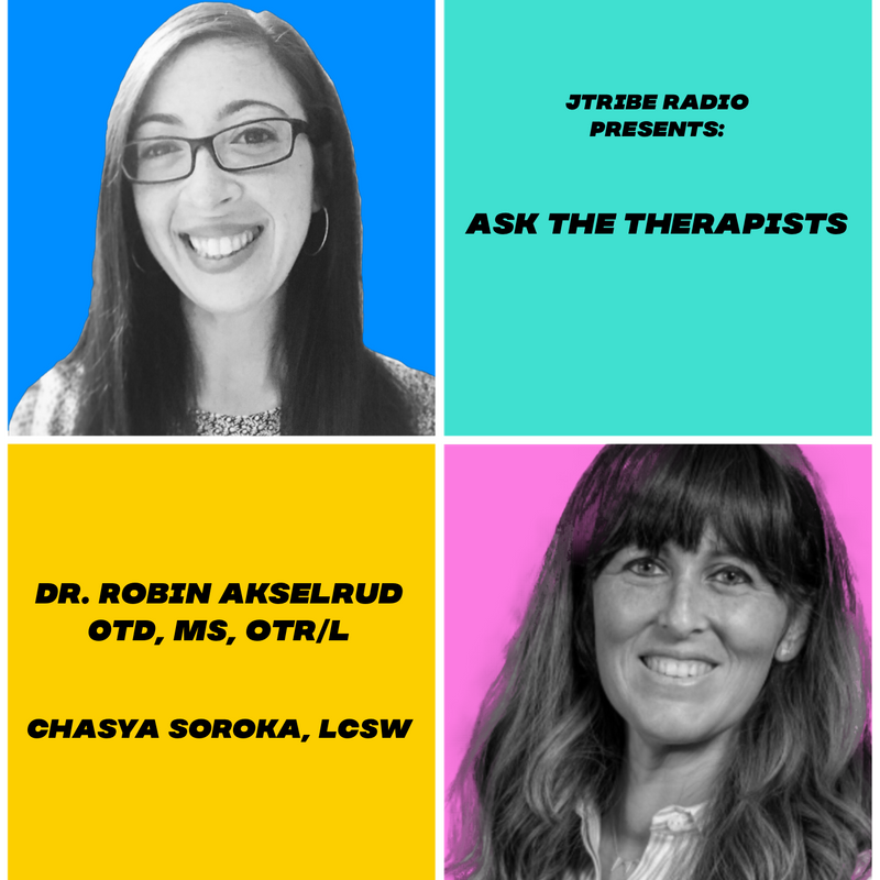 Ask The Therapists