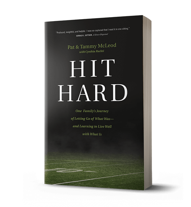 Hit Hard, a book by Pat & Tammy McLeod