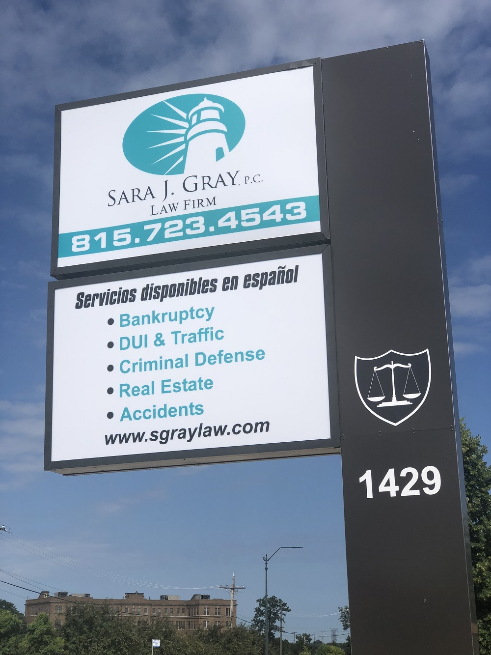 Law Office of Sara J. Gray P.C