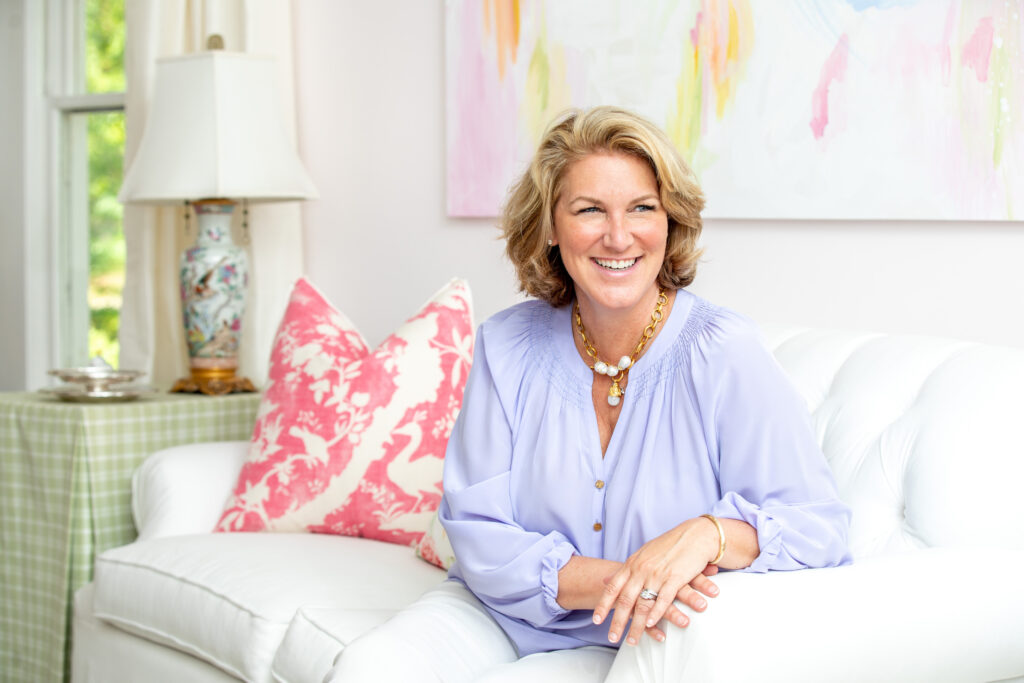 interior designer Atlanta Georgia Barclay Stone