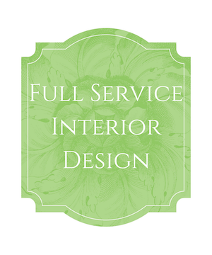 Service 4, Full Service Interior Design
