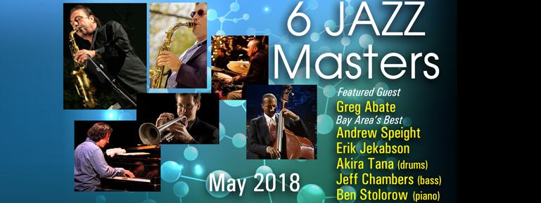 6 Jazz Masters