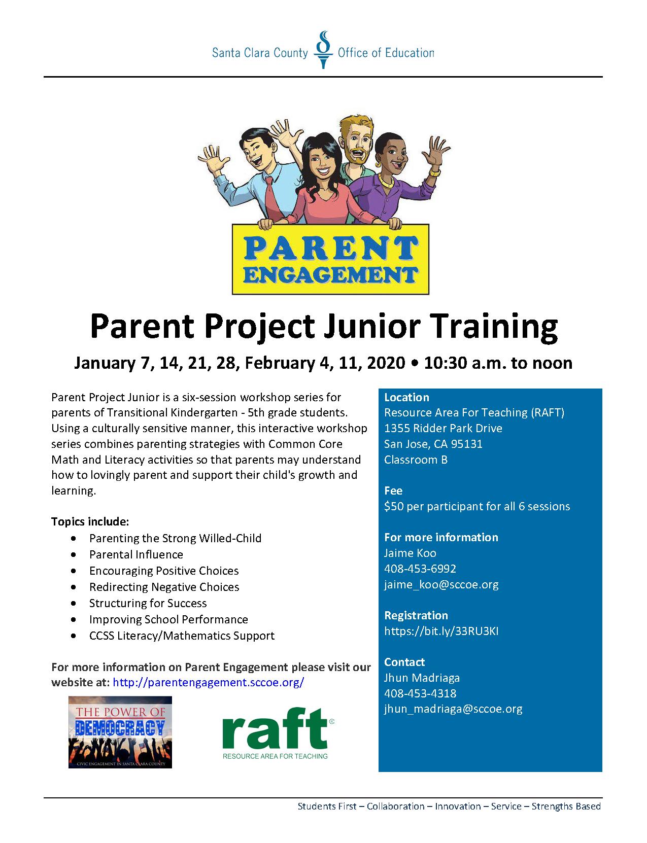 PPJ Training January 2020
