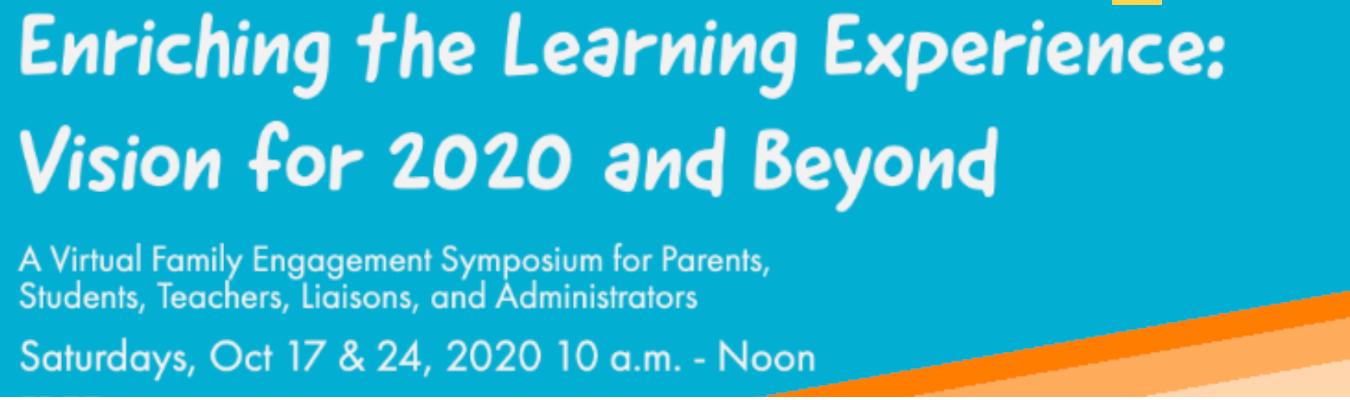 2020 SCCOE Symposium Banner