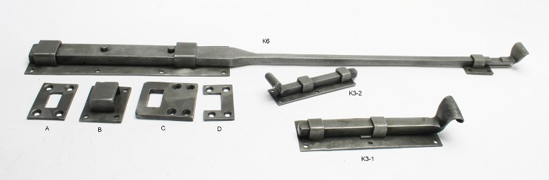 Slide Bolts